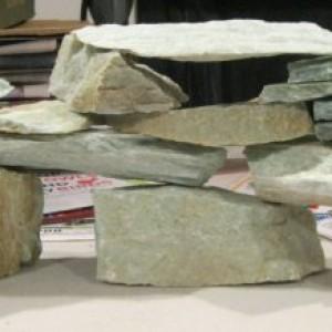 10 Pc Aquarium Rock Diy Kit Aquarium Safe Natural Stone