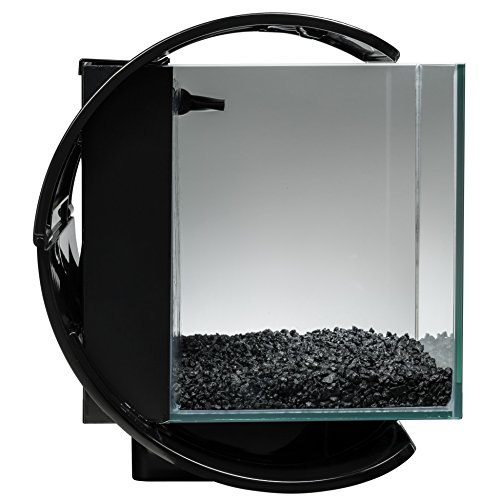 Marineland Silhouette Square Glass Aquarium Kit 3 Gallon