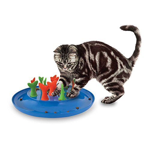 Petmate jackson galaxy go fish cat toy shop pet lovers for Jackson galaxy cat toys