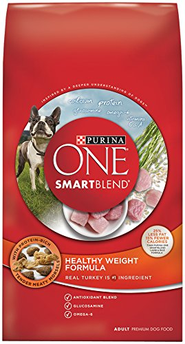 Purina one smartblend dry dog food healthy weight formula for Purina tropical fish food