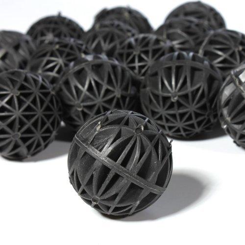 Water wood new honeycomb bio balls for aquarium fish for Pond filter bag