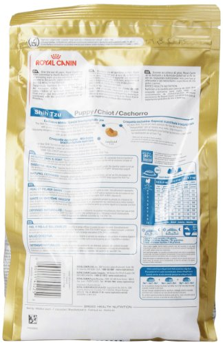 Royal Canin Shih Tzu Dry Dog Food  Pound Bag