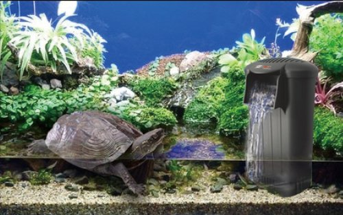 St International Aquarium Low Water Level Filter Perfect